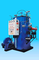 Oil / Gas / Solid Fuel Fired fully automatic thermic fluid heaters