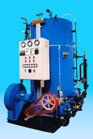 Non IBR four pass fully steam generating boiler