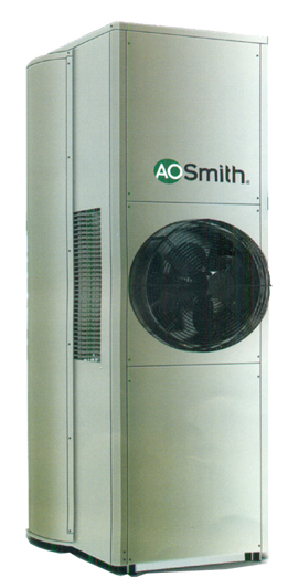 Air to Water Heat Pump - CAHP - 300 & 450 liters
