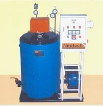Fully Automatic Oil / Gas / Electric Heated Mini Steam Generators - MINIMATIC